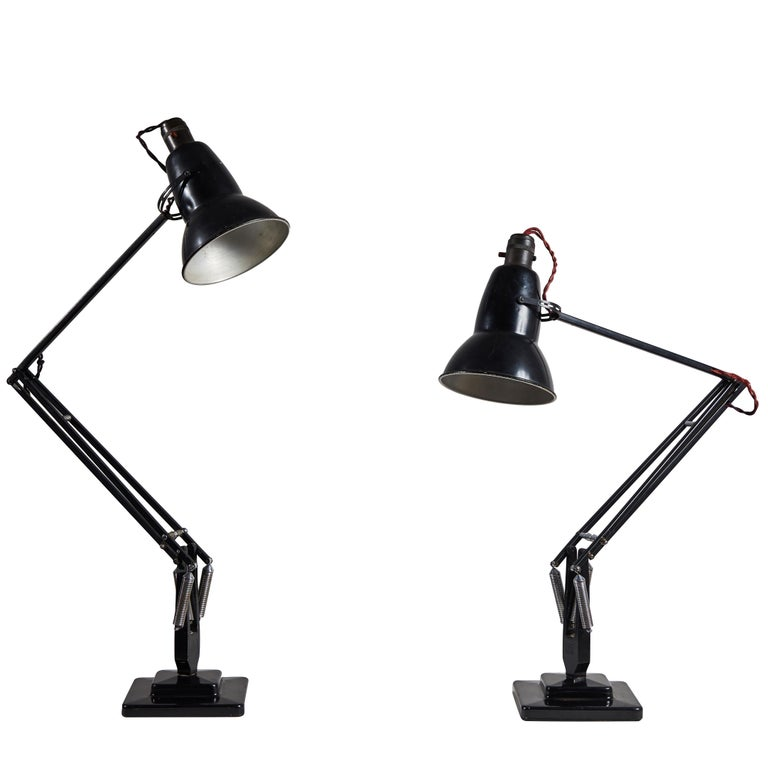 Lamp rewire anglepoise anglepoise restoration