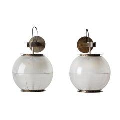 Pair of Model Lp7 Sconces by Ignazio Gardella for Azucena