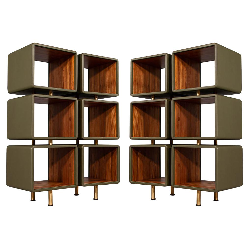 New And Custom Bookcases