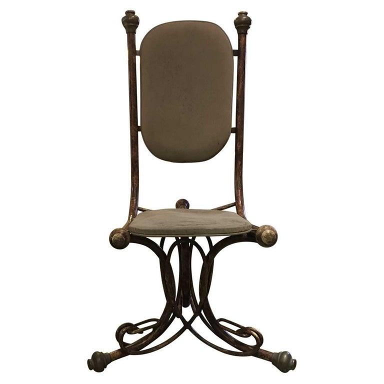 Peachy Pair Of Modern Midcentury Bentwood Style Accent Chairs Uwap Interior Chair Design Uwaporg