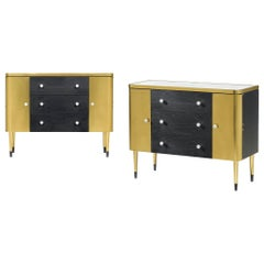 Pair of Modern Storage Chests