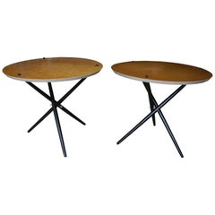 20th Century Side Tables