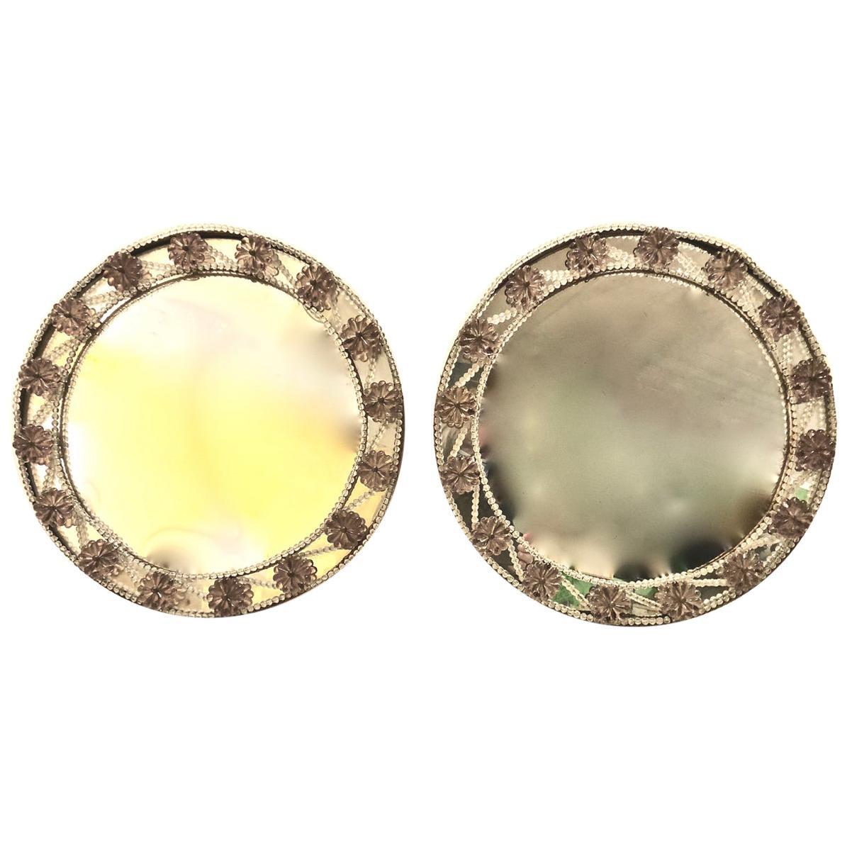 Pair of Murano Mirrors