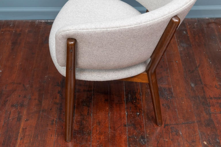 Pair of Nanna Ditzel Lounge Chairs 3