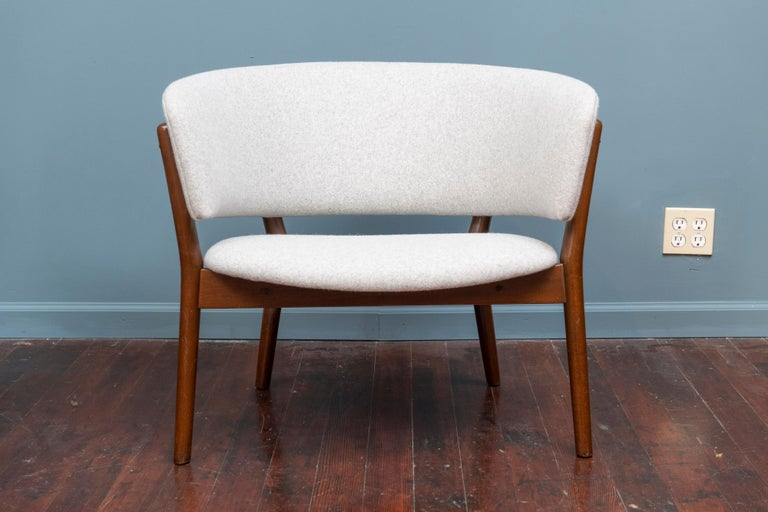 Pair of Nanna Ditzel Lounge Chairs 1