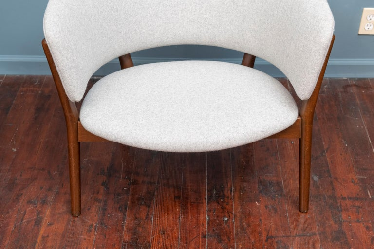 Pair of Nanna Ditzel Lounge Chairs 2