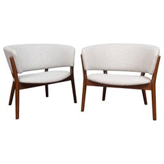 Pair of Nanna Ditzel Lounge Chairs
