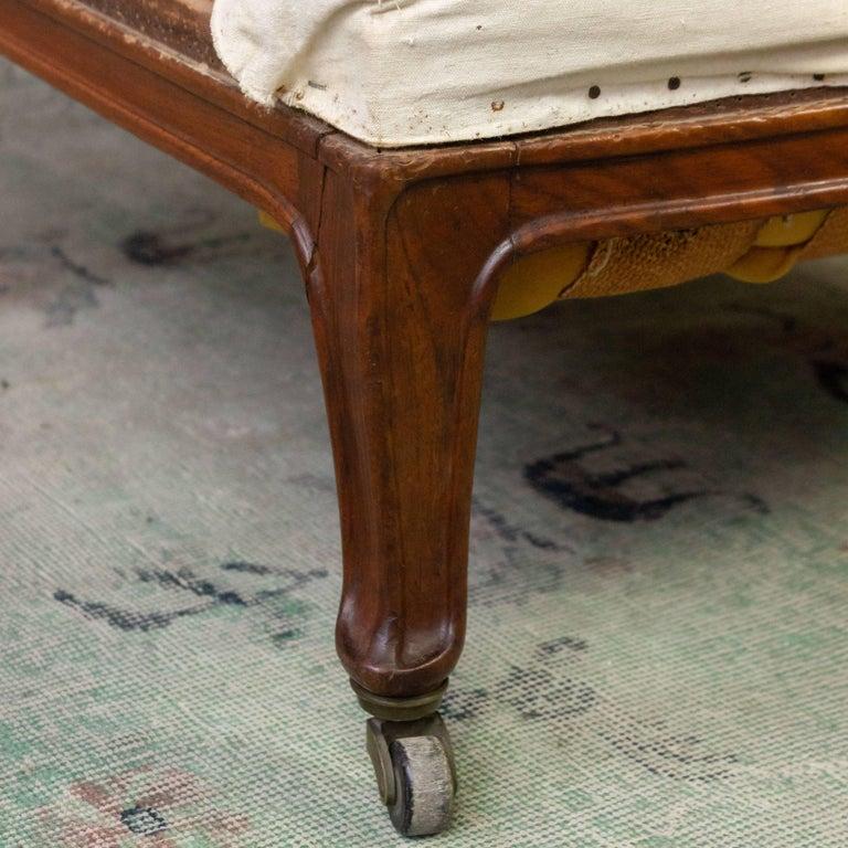 Pair of Napoleon III Armchairs For Sale 6