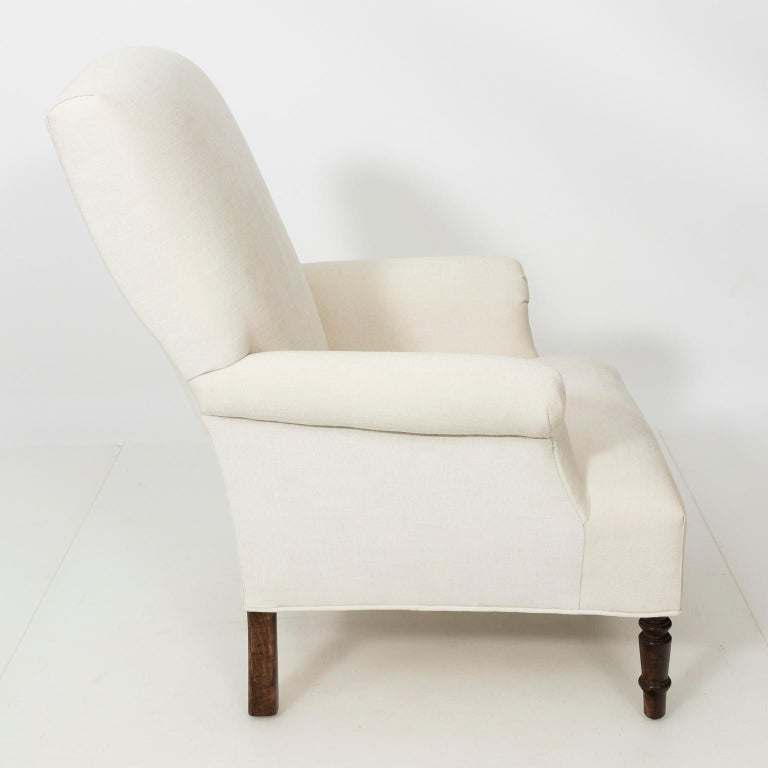 Pair of Napoleon III Style Armchairs For Sale 5