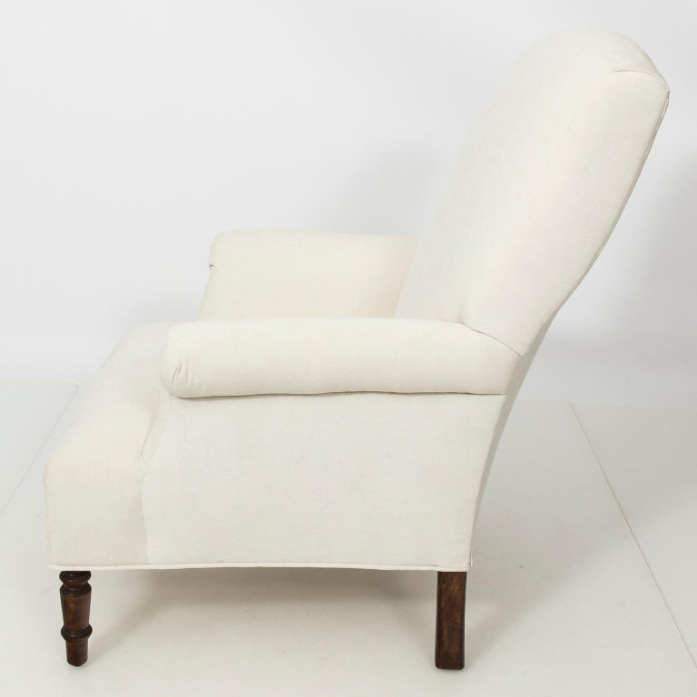 Pair of Napoleon III Style Armchairs For Sale 8