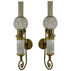 Pair of Napoleonic Wall Sconces