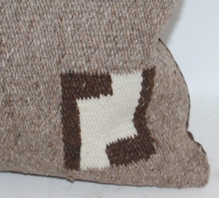 Adirondack Pair of Navajo Arrow Pillows For Sale