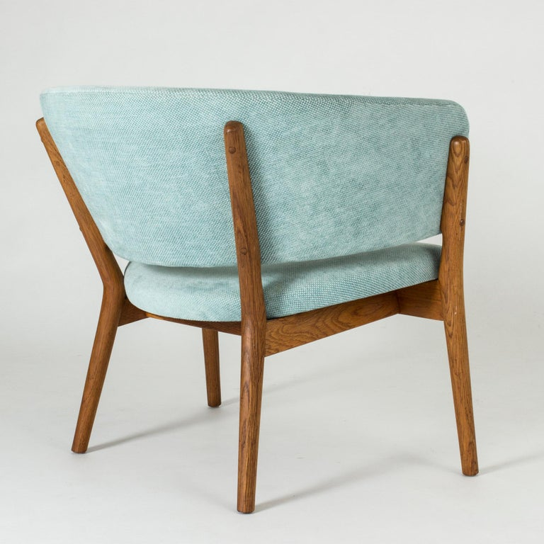 "Pair of ""ND 83"" Lounge Chairs by Nanna Ditzel for Søren Willadsen 2"