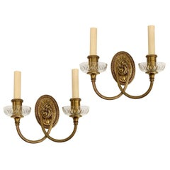 Pair of Neo Classic Style Sconces