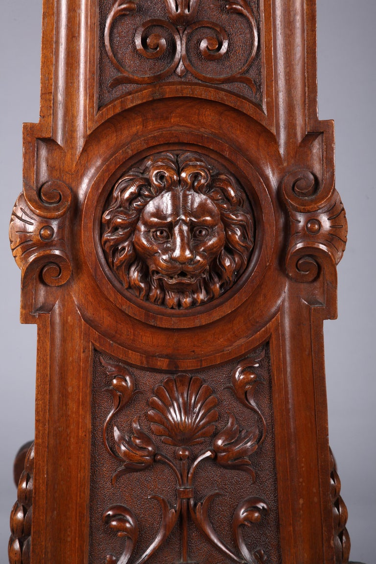 Pair of Neo-Renaissance Stands In Good Condition For Sale In PARIS, FR
