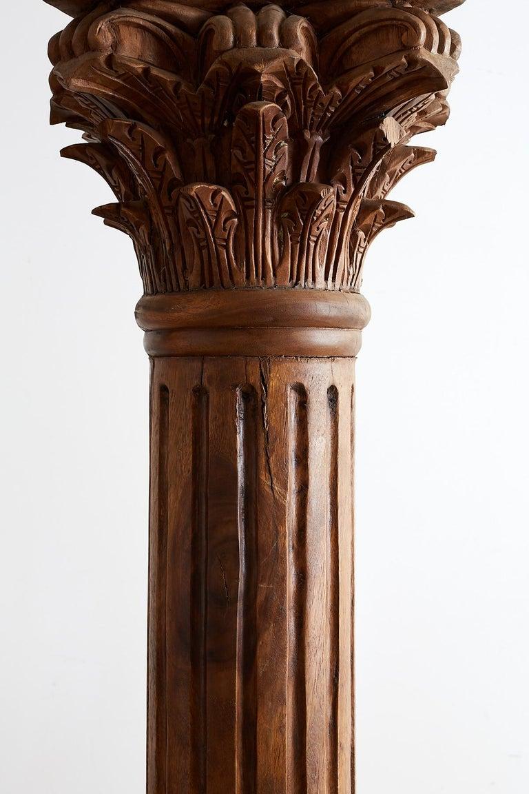 Roman Columns Photograph by Oswald George Addison