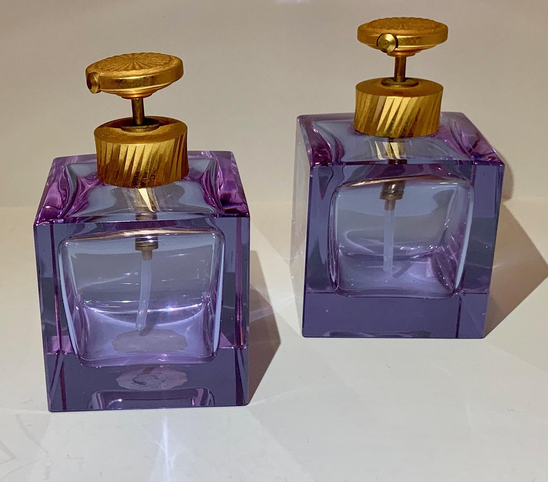 Neodymium Alexandrite Crystal Perfume