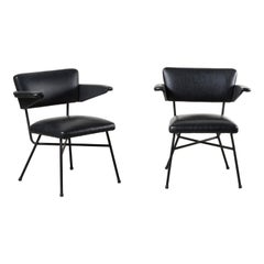 Pair of Neptunia Armchairs by B.B.P.R.