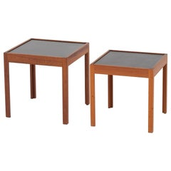 Pair of Nesting Tables by Bernt Petersen