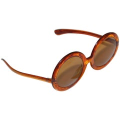 Pair of New Vintage French 1970s Sunglasses