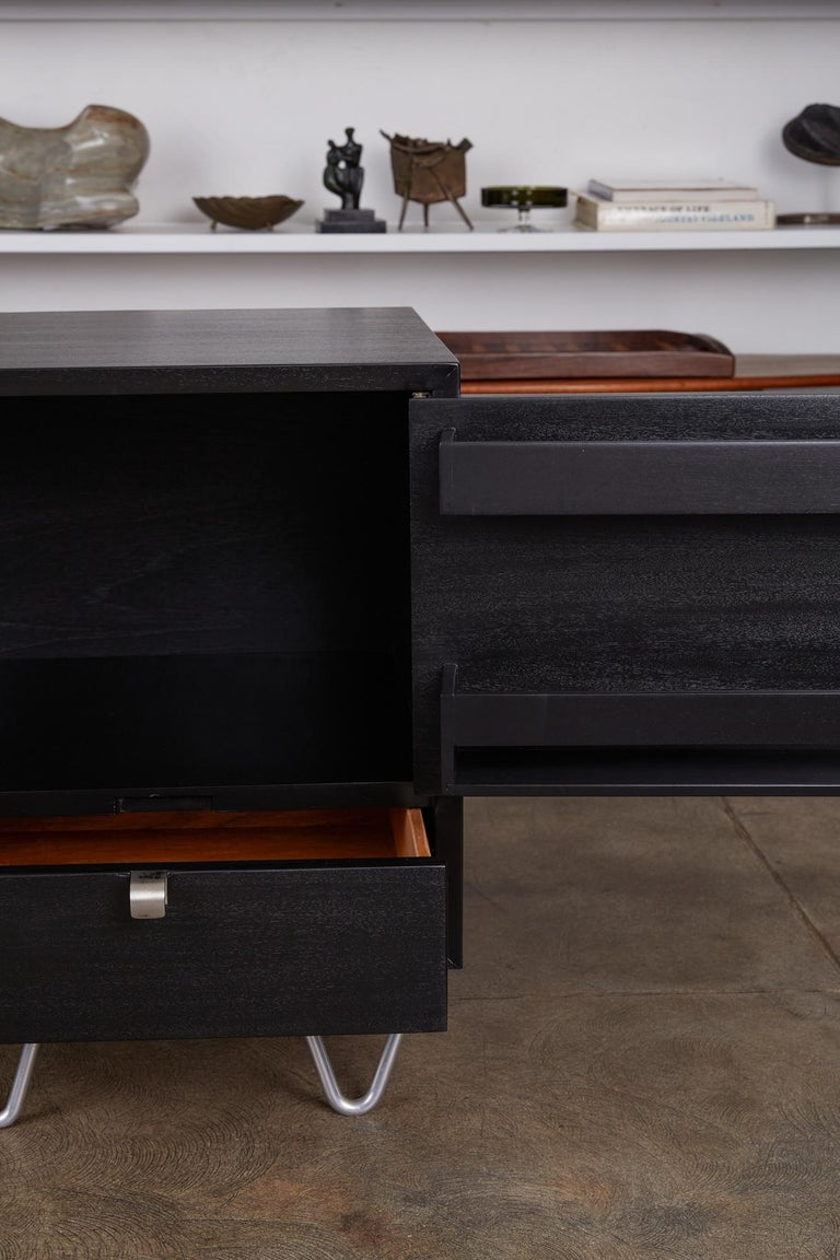 Pair of Nightstands by George Nelson for Herman Miller For Sale 4