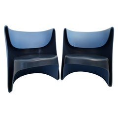 Pair of Nino Rota Chairs by Ron Arad for Cappellini '2002'