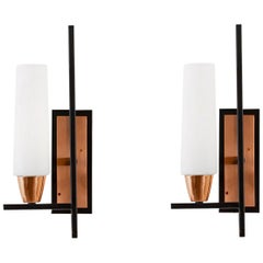 Metal Wall Lights and Sconces