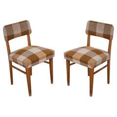 Pair of Original 1950s Chairs