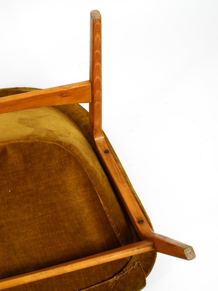 Pair of Original Midcentury Lounge Chairs by Hartmut Lohmeyer for Artifort For Sale 5