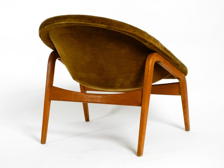Pair of Original Midcentury Lounge Chairs by Hartmut Lohmeyer for Artifort For Sale 2