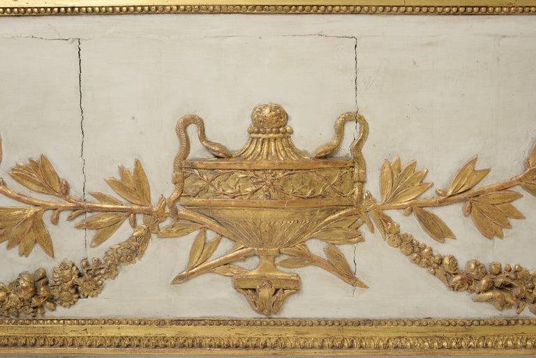 Unknown Pair of Overdoors circa 1780, Supraporte For Sale