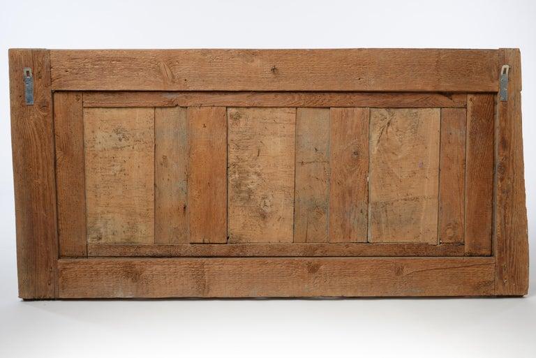 Gilt Pair of Overdoors circa 1780, Supraporte For Sale