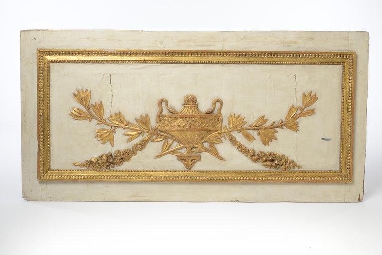 Pair of Overdoors circa 1780, Supraporte In Good Condition For Sale In Hamburg, Hamburg