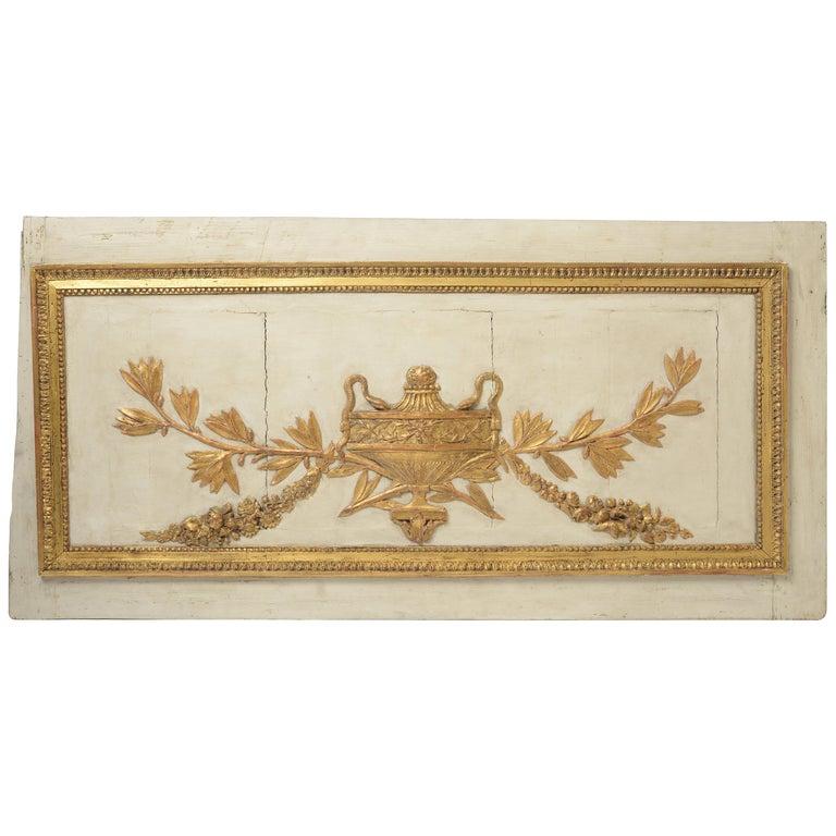 Pair of Overdoors circa 1780, Supraporte For Sale