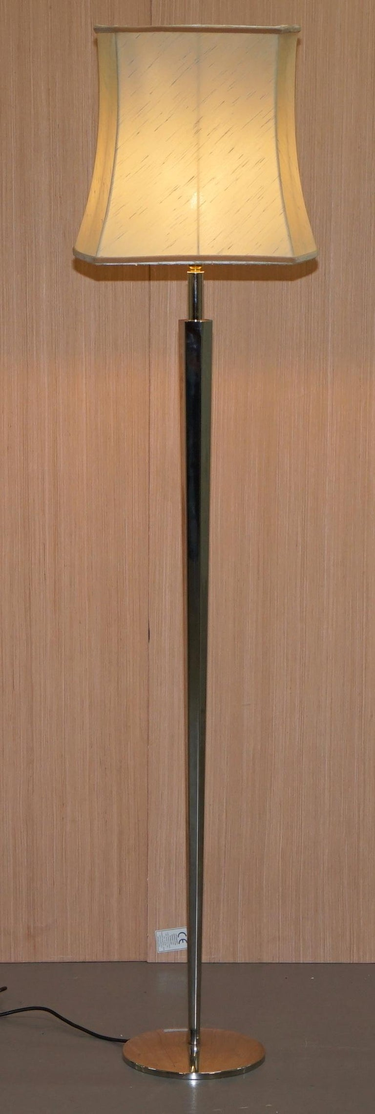 Pair of Pacific Heights Floor Lamps Boyd Lighting Barbara Barry For Sale 4