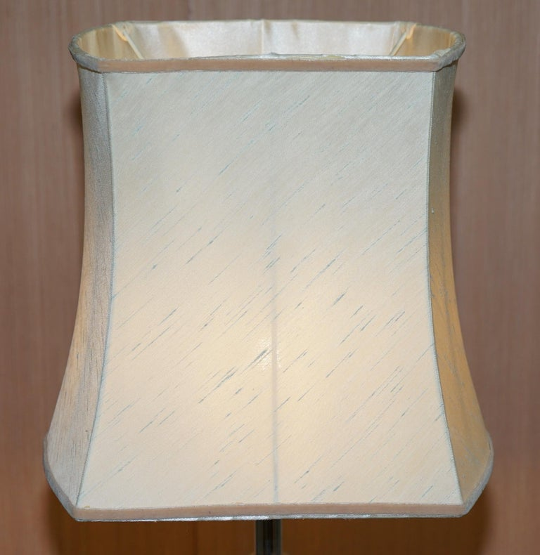 Pair of Pacific Heights Floor Lamps Boyd Lighting Barbara Barry For Sale 9
