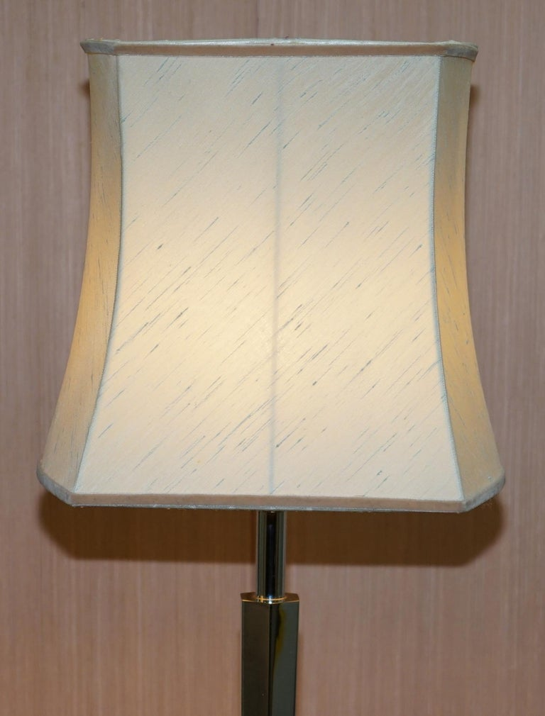 American Pair of Pacific Heights Floor Lamps Boyd Lighting Barbara Barry For Sale
