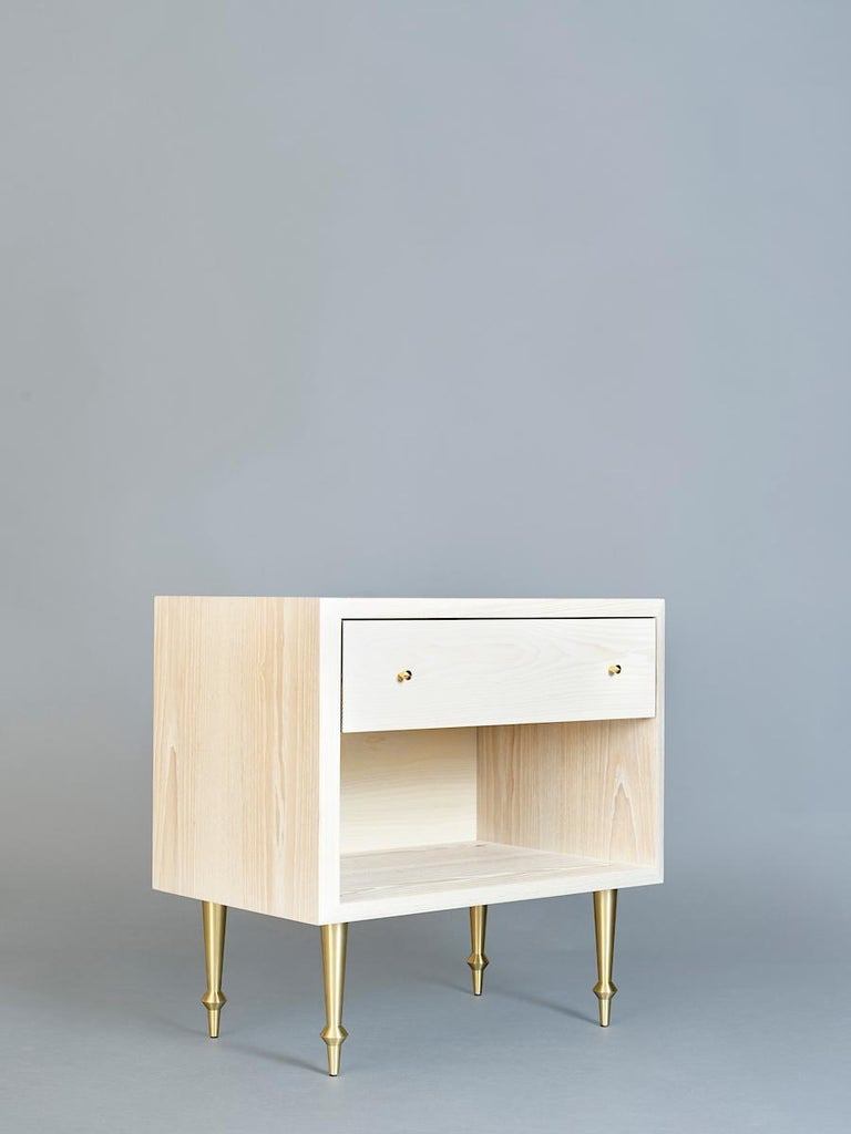 Modern Pair of Pacific Nightstands by VOLK For Sale