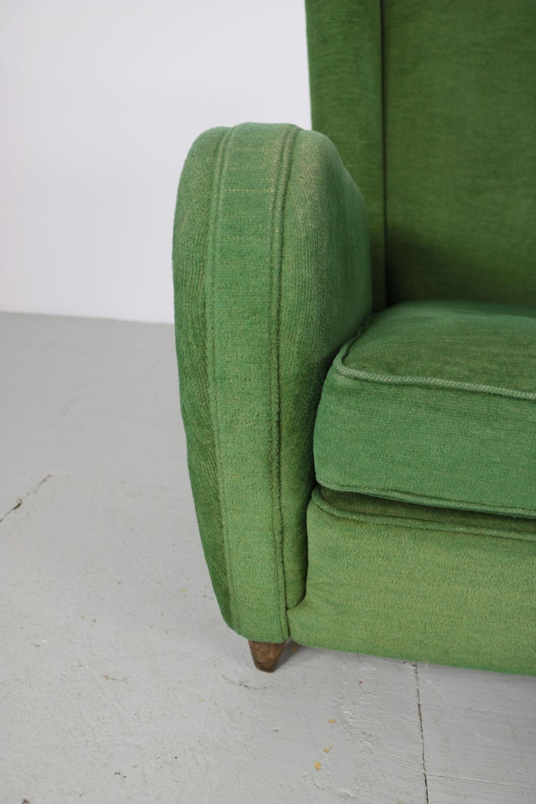 Pair of Paolo Buffa Armchairs For Sale 10