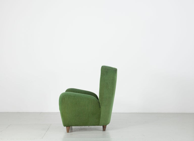 Pair of Paolo Buffa Armchairs For Sale 1