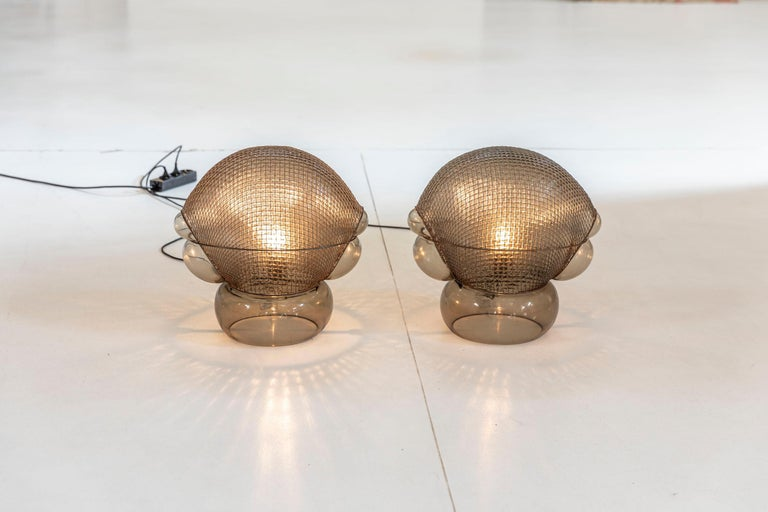 Pair of Patroclo Table Lamps Designed by Gae Aulenti for Artemide, Italy, 1975 For Sale 10