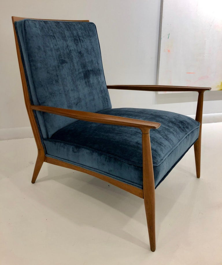 Pair of Paul McCobb Easy Chairs For Sale 4