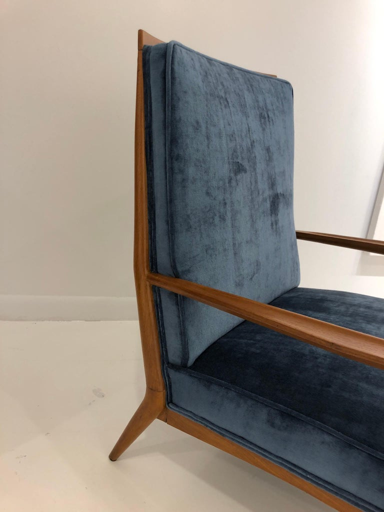 Pair of Paul McCobb Easy Chairs For Sale 2