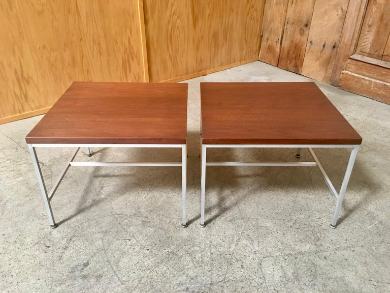Pair of Paul McCobb End Tables For Sale 3