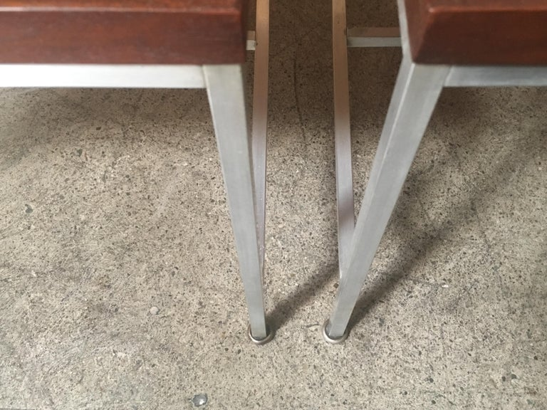 Pair of Paul McCobb End Tables For Sale 5