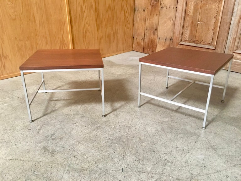 Pair of Paul McCobb End Tables For Sale 7