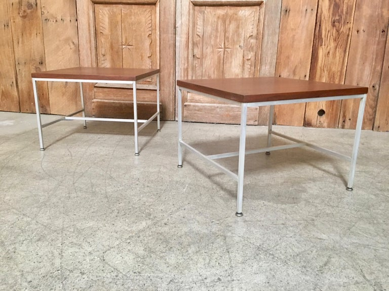 Pair of Paul McCobb End Tables In Good Condition For Sale In Laguna Hills, CA