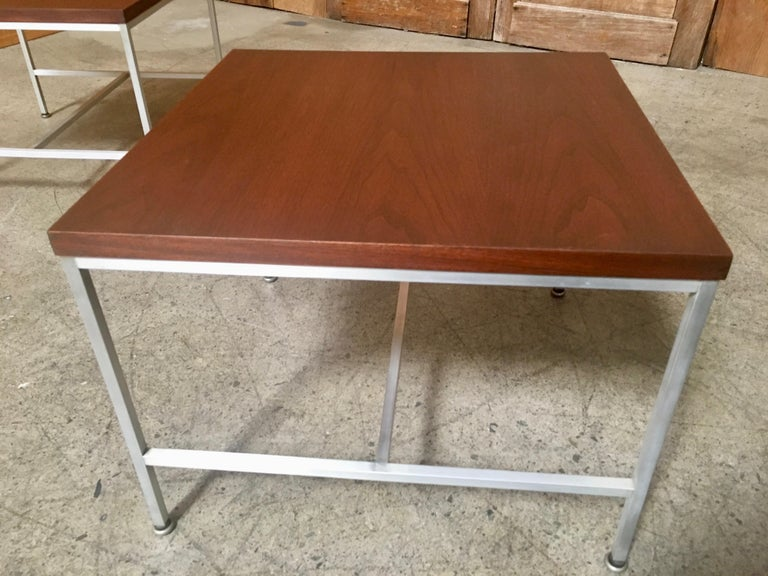 20th Century Pair of Paul McCobb End Tables For Sale