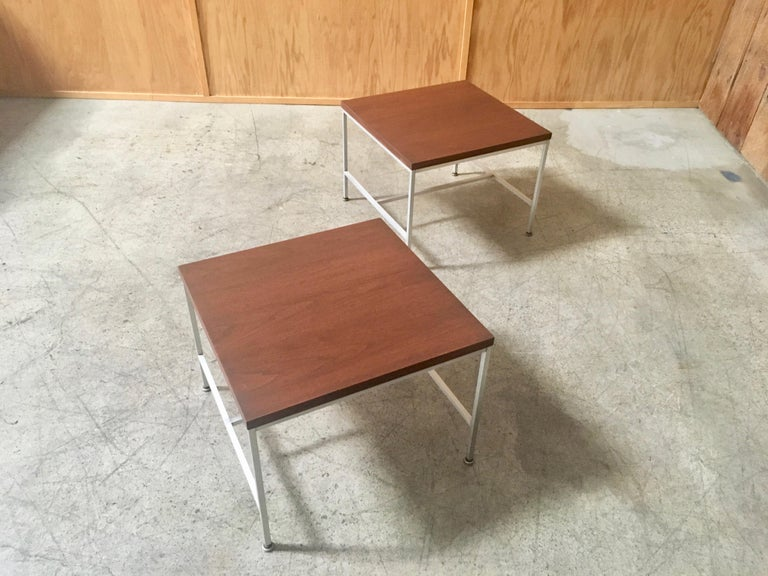 Pair of Paul McCobb End Tables For Sale 2