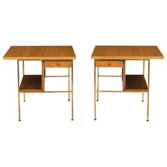 Pair of Paul McCobb End Tables or Nightstands